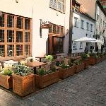 Terrace from april 1st - october 31st