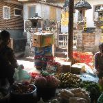 Pasar (market) at Munduk