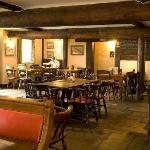 Traditional Country Pub Interior