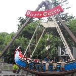 kids on the pirate queen ship was brilliant