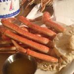B&J Crab Legs