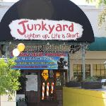 The Junkyard Cafe