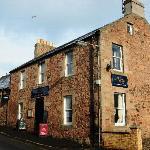 The New Inn  1 Bridge Street  Coldingham  Berwickshire