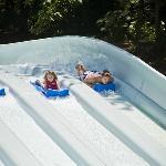 100 Meter Splash