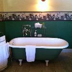 Our nice bath.