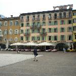 Riva del Garda, main square