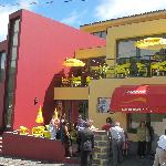 Caldeiras & Vulcoes Restaurante resmi