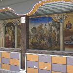fresque extérieure