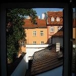 dalla finestra camera 7