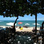 playa desde hotel