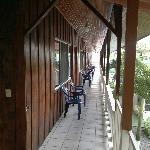 Left View Corridor