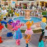 Sesame Street at Beaches Boscobel