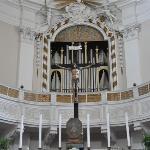 ..am Altar...