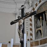 ..das Kreuz von Antonio da Sangallo...