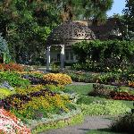 The gazebo at Sunken Gardens by JCoffey Images
