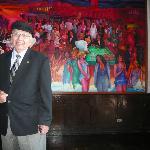 las pinturas y su 'restauracion