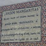 el origen de la margarita