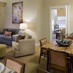 Casita Suite - great for dog owners - separate, private entrance