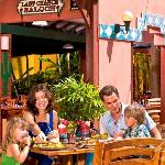 Dining at Beaches Negril