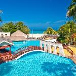 Pool View at Beaches Negril