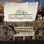 We're near the end of the Old Santa Fe Trail.