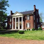 A beautiful old plantation home that has a great Civil War history gift shop.