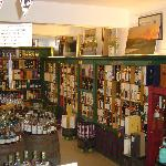 Over six hundred whiskies available