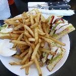 California Chicken Club