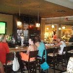 PJ's Bar on the Main Floor