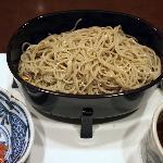 〆は信州蕎麦