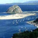 Just minutes from the Morro Bay Rock and Beaches
