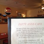 Patty Ann's Cafe