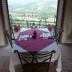 Restaurant mit 'Panoramafenster