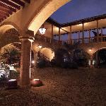 The fabled Mallorquin courtyard at Son Amar