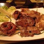 grigliata di carne, consiglio;)