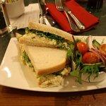 Free Range Egg Sandwich (£4.95)