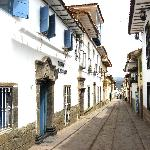 The Hostal El Arcano, is located in the heart of the city of Cusco