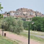 ...Montepulziano am Hügel....