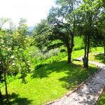 Abadia Farneto leven een echt ontspannen vakantie in de natuur en oude steden in Umbrië Gubbio