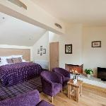 Our newly built bedrooms