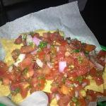 Nick's Crispy Tacos-chips and salsa