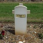 Tombe d'un soldat agnostique ou libre penseur