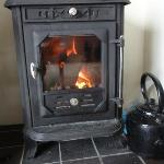 Turf stove