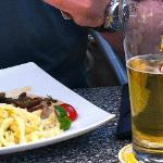 Beer and Pork Fillet