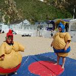 Sumo Beach Style