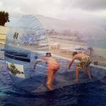 Our wonderful AquaSausage