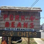 pork n beans BBQ