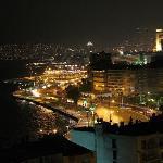 Izmir view from Asansor [