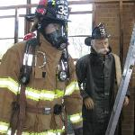 The evolution of firefighter uniforms