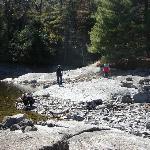 Around Jones Falls